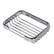 Chrome Wire Shower Soap Holder 139