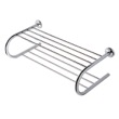 Chrome Towel Rack or Towel Shelf with Towel Bar 5355