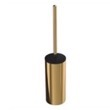 Wall Mounted Gold Brass Toilet Brush 7311-04