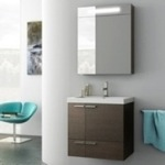 Bathroom Vanity, ACF ANS03, 23 Inch Bathroom Vanity Set