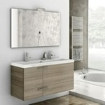 Bathroom Vanity, ACF ANS08, 47 Inch Bathroom Vanity Set