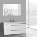 Bathroom Vanity, ACF DA03, 38 Inch Bathroom Vanity Set