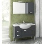 Bathroom Vanity, ACF PH04, 39 Inch Bathroom Vanity Set