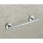 Polished Chrome 14 Inch Towel Bar