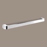 22 Inch Modern Chrome Towel or Grab Bar