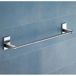 24 Inch Polished Chrome Towel Bar 7821-60-13