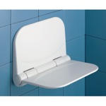 Dino White Shower Seat