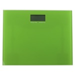 Square Green Electronic Bathroom Scale