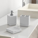 Bathroom Accessory Set, Gedy QU200, Bathroom Accessory Set in Muliple Finishes