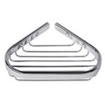 Chrome Wire Corner Shower Soap Holder 137-A