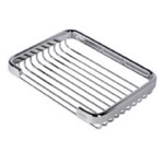 Chrome Shower or Bath Wire Soap Holder 142
