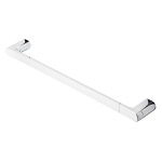26 Inch Wall Mounted Chrome Towel Bar