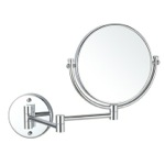 Makeup Mirror, Nameeks AR7707, Double Sided Wall Mounted 3x Makeup Mirror