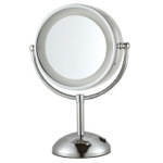 Makeup Mirror, Nameeks AR7713, Double Face Round 3x Makeup Mirror