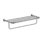26 Inch Chrome Towel Rack