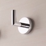 Bathroom Hook, Nameeks NNBL0027, Modern Chrome Bathroom Hook
