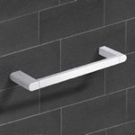 Towel Bar, Nameeks NCB-2000, Polished Chrome Towel Bar