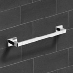 22 Inch Polished Chrome Towel Bar