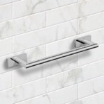 15 Inch Polished Chrome Towel Bar