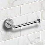 Polished Chrome Toilet Paper Holder