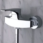 Mixer, Remer L31US, Wall-Mounted Shower Mixer With Single Lever