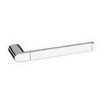 9 Inch Polished Chrome Towel Bar