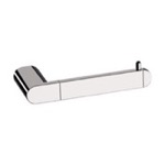 Modern Polished Chrome Toilet Paper Holder