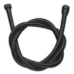 Matte Black Flexible Shower Hose