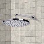 Rain Function Shower Head with Shower Arm