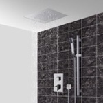 Shower Faucet, Remer CS008, Thermostatic Shower System With 16