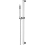 27 Inch Sliding Rail Hand Shower Set With Sleek Hand Shower