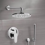 Shower Faucet, Remer SFH6538, Shower System with 8