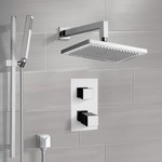 Shower Faucet, Remer SFR7402, Thermostatic Shower System with 9.5