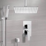 Shower Faucet, Remer SFR7507, Shower System with Ceiling 12