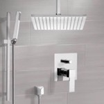 Shower Faucet, Remer SFR7508, Shower System with Ceiling 12