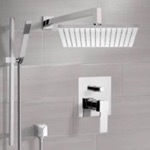 Shower Faucet, Remer SFR7511, Shower System with 12