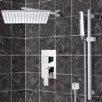 Shower Faucet, Remer SFR7516, Shower System with 12