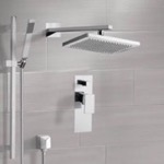 Shower Faucet, Remer SFR7543, Shower System with 9.5