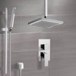 Shower Faucet, Remer SFR7546, Shower System with Ceiling 9.5