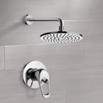 Shower Faucet, Remer SS1149, Shower Faucet Set with 8