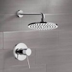 Shower Faucet, Remer SS1151, Shower Faucet Set with 8