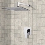 Shower Faucet, Remer SS1295, Shower Faucet Set with 14