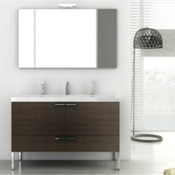 Bathroom Vanity 47 Inch Bathroom Vanity Set ACF ANS07