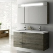 Bathroom Vanity 47 Inch Bathroom Vanity Set ACF ANS10