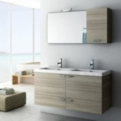 Bathroom Vanity 47 Inch Bathroom Vanity Set ACF ANS11