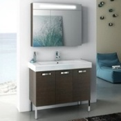 40 Inch Bathroom Vanity Set