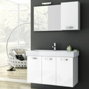 Bathroom Vanity 39 Inch Bathroom Vanity Set ACF C07