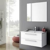 Bathroom Vanity 33 Inch Bathroom Vanity Set ACF DA02