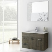 Bathroom Vanity 33 Inch Bathroom Vanity Set LOR02 ACF LOR02