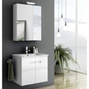 Bathroom Vanity 24 Inch Bathroom Vanity Set NY05 ACF NY05